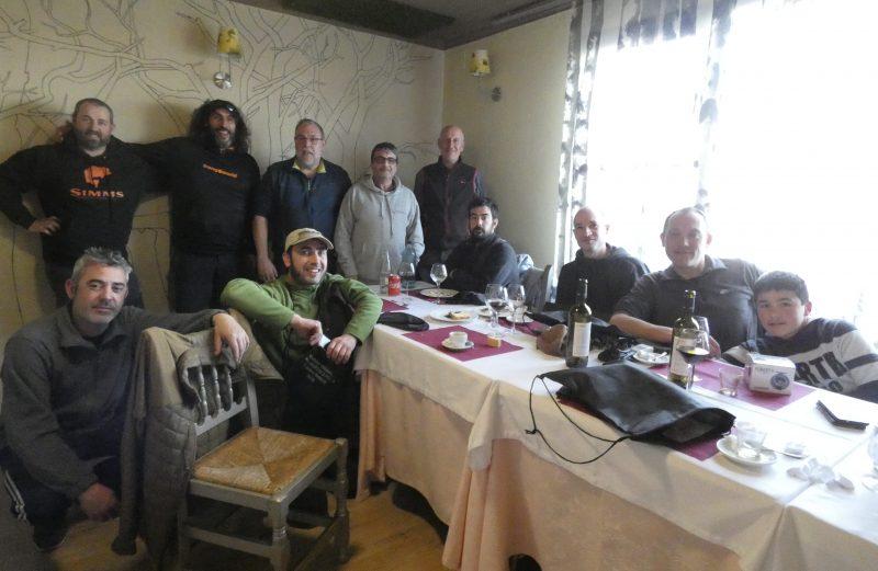 Finalizado el encuentro en Bellpuig 2019